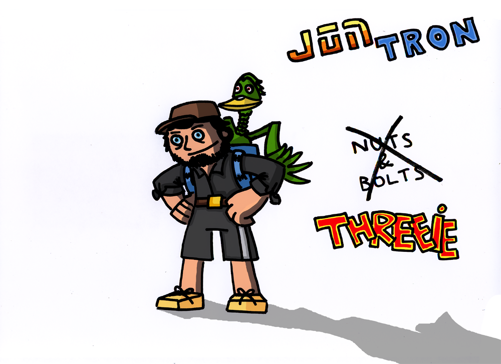 a link to some JonTron fan art
